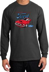 Ford Mustang Long Sleeve Shirts - Chairman Of The Ford Shirts