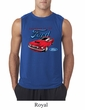Ford Mustang Mens Shirt Chairman of the Ford Sleeveless Tee T-Shirt