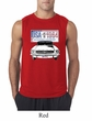 Ford Mustang Mens Shirt USA 1964 Country Sleeveless Tee T-Shirt