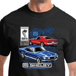 Ford Mustang Shirt GT 500