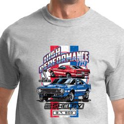 Ford Mustang Shirt High Performance