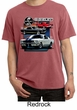 Ford Mustang Shirt Various Shelby Mens Pigment Dyed Tee T-Shirt