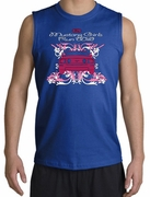 Ford Mustang Shooter Shirts - Girls Run Wild Adult Muscle Shirts