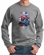 Ford Mustang Shelby Sweatshirt High Performance Sweatshirt