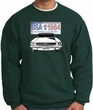 Ford Mustang Sweatshirt USA 1964 Country Dark Green Sweat Shirt