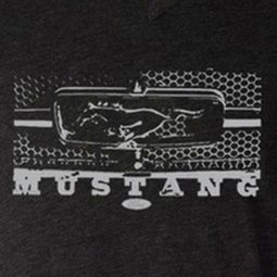 Ford Mustang T-shirts - Legend Honeycomb Grille Shirts