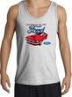 Ford Mustang Tank Top - Chairman Of The Ford Adult Ash Tanktop