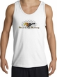 Ford Mustang Tank Top - Make It My Mustang Grill Adult White Tanktop