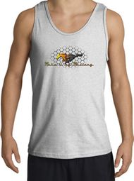 Ford Mustang Tank Tops - Make It My Mustang Grill Adult Tanktops