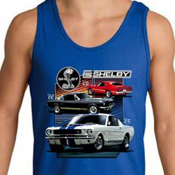 Ford Mustang Tanktop Various Shelby Mens Tank Top