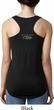 Ford Mustang with Grill Back Print Ladies Ideal Tank Top