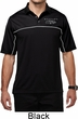 Ford Mustang with Grill Pocket Print Mens Polo Shirt