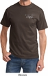 Ford Mustang with Grill Pocket Print Shirt