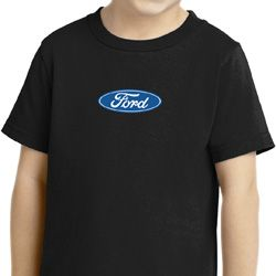 Ford Oval Middle Kids Ford Shirts