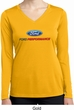 Ford Performance Parts Ladies Dry Wicking Long Sleeve Shirt