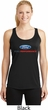 Ford Performance Parts Ladies Dry Wicking Racerback Tank Top
