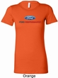 Ford Performance Parts Ladies Longer Length Shirt