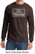 Ford Shirt Distressed Ford Trucks Classic Adult Long Sleeve Shirt