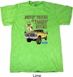 Ford Shirt Driving and Tagging Bucks Mineral Tie Dye Shirt