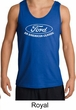 Ford Tank Top Distressed An American Classic Adult Tanktop