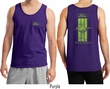 Ford Tank Top Green Mustang Stripe (Front & Back) Tanktop