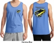 Ford Tank Top Yellow Mustang Boss (Front & Back) Tanktop
