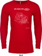 Ford Tee Engine Parts Thermal Shirt