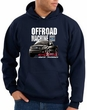 Ford Truck Hoodie F-150 4X4 Offroad Machine Navy Hoody