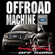 Ford Truck Hoodie F-150 4X4 Offroad Machine Red Hoody