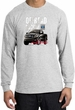 Ford Truck Long Sleeve Shirt - F-150 4X4 Offroad Machine Ash T-Shirt