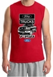 Ford Truck Shirt F-150 Mens Muscle Tee T-Shirt