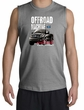 Ford Truck Shooter Shirt - F-150 4X4 Offroad Machine Sports Grey Shirt