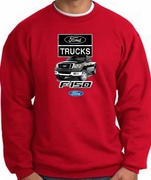 Ford Truck Sweatshirts - F-150 Truck Adult Sweat Shirts