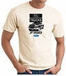 Ford Truck T-Shirt - F-150 Truck Adult Natural Tee Shirt