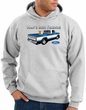 Ford Trucks Hoodie Hooded Sweatshirt Mans Best Friend Ash Hoody