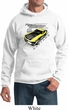 Ford Vintage Yellow Mustang Boss Hoody