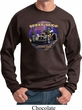 Frankenstein Sweatshirt Frankie's Speed Shop Sweat Shirt