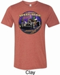 Frankenstein Tee Frankie's Speed Shop Tri Blend Tee