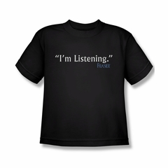 Frasier I'm Listening Shirt Kids Shirt Youth Tee T-Shirt