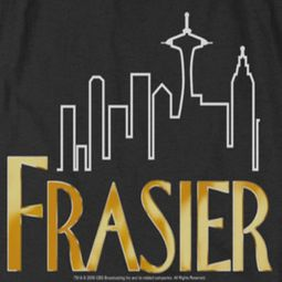 Frasier Logo Shirts