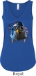 Freedom Fighter Stryker Ladies Flowy V-neck Tanktop