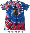 Freedom Fighter Stryker Patriotic Tie Dye Shirt