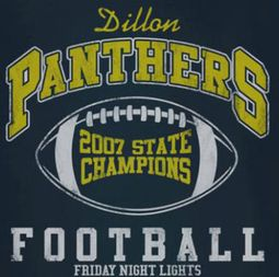 Friday Night Lights 2007 State Champs Shirts