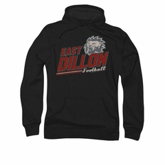 Friday Night Lights Hoodie East Dillon Black Sweatshirt Hoody