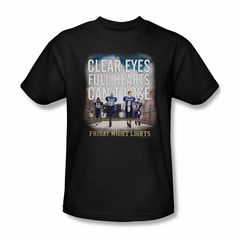 Friday Night Lights Shirt Can't Lose Black T-Shirt
