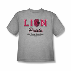 Friday Night Lights Shirt Kids Lion Pride Athletic Heather T-Shirt