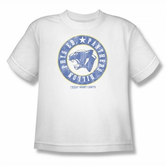 Friday Night Lights Shirt Kids Phys Ed White T-Shirt