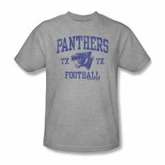 Friday Night Lights Shirt Panthers Football Athletic Heather T-Shirt
