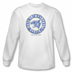 Friday Night Lights Shirt Phys Ed Long Sleeve White Tee T-Shirt