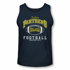 Friday Night Lights Shirt Tank Top 2007 State Champs Navy Tanktop